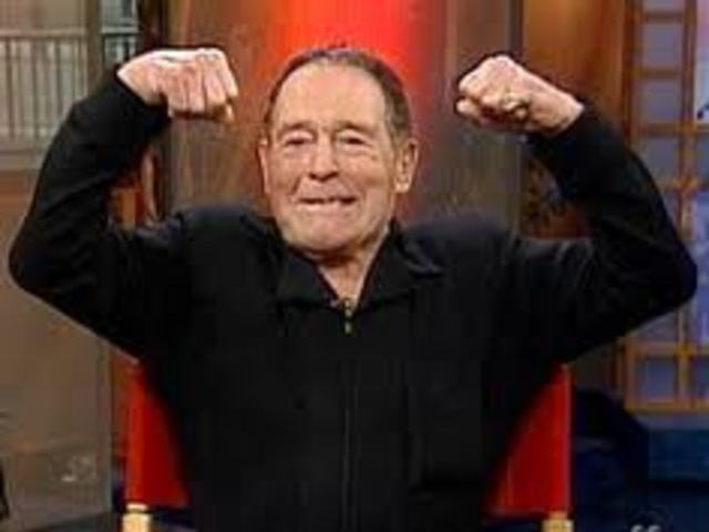 """The death of """"The Godfather of Fitness"""""""
