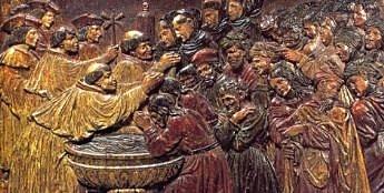 Conversión forzosa de los árabes al catolicismo