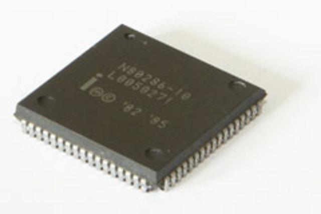 Intel lance le 80286