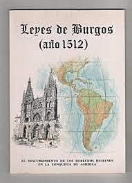 Leyes de Burgos