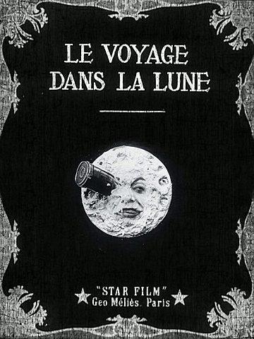 """""""Le Voyage dans la Lune"""" (EL VIAJE A LA LUNA)"""