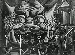 """""""Le diable au couvent""""  (EL DIABLO EN EL CONVENTO)"""
