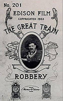 """""""The Great Train Robbery"""" (ASALTO Y ROBO DE UN TREN)"""