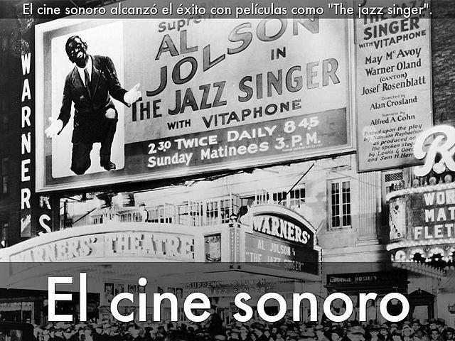 CINE SONORO
