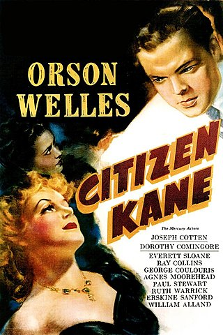 """Citizen Kane"" (CIUDADANO KANE)"