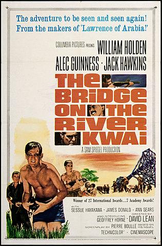 """""""The Bridge on the River Kwai"""" (EL PUENTE SOBRE EL RÍO KWAI)"""