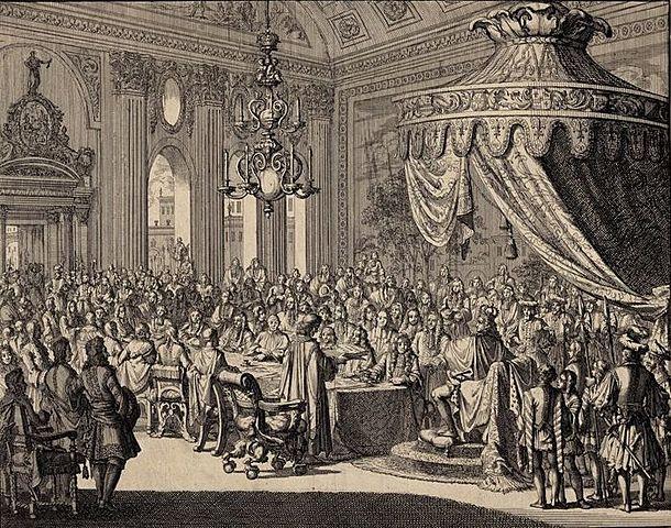 Revocation of Edict of Nantes