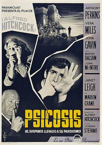 """Psycho"" (PSICOSIS)"