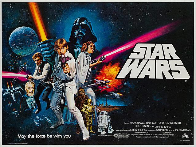 """""""Star Wars"""" (LA GUERRA DE LAS GALAXIAS)"""