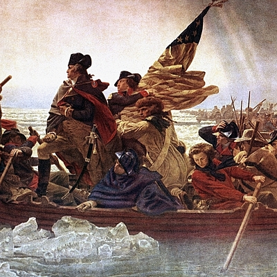 Revolución Americana timeline