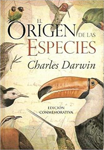 """Postulados de Charles Darwin - Publicados en su Libro """"El origen de las especies"""""""