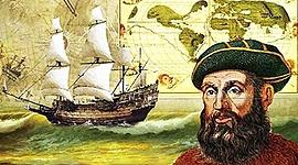 Первое кругосветное плавание Ф.Магеллана–Эль-Кано timeline