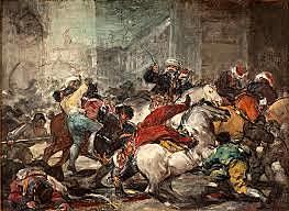 Aixecament del 2 de maig del 1808