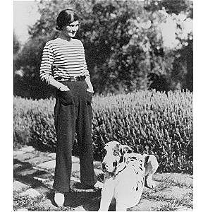 Coco Chanel Mariniere