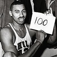 100 point game (highest scoring game for a player in NBA history
