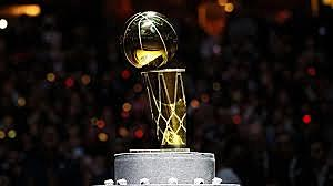 The first NBA championship