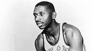 First African american NBA players (Earl Lloyd)