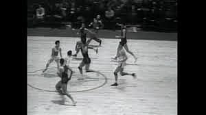First NBA game