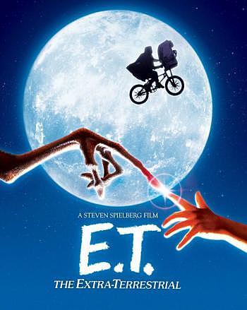 """""""E.T.: The Extra-Terrestrial"""" (E.T.: EL EXTRATERRESTRE)"""