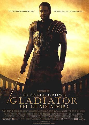 """""""Gladiator"""" (EL GLADIADOR)"""