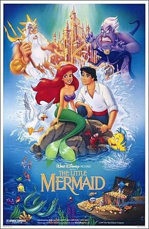 """The Little Mermaid"" (LA SIRENITA)"