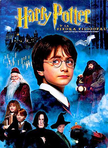 """Harry Potter and the Sorcerer's Stone"" (HARRY POTTER Y LA PIEDRA FILOSOFAL)"