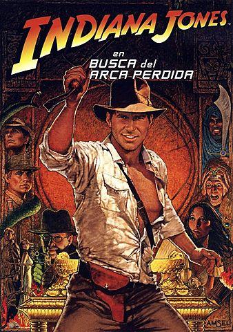 """""""Indiana Jones: Raiders of the Lost Ark"""" (INDIANA JONES: EN BUSCA DEL ARCA PERDIDA)"""