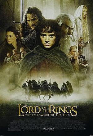 """""""The Lord of the Rings: The Fellowship of the Ring"""" (EL SEÑOR DE LOS ANILLOS: LA COMUNIDAD DEL ANILLO)"""