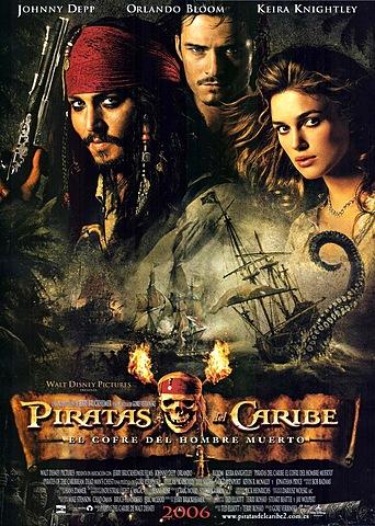 """Pirates of the Caribbean: Dead Man's Chest"" (PIRATAS DEL CARIBE: EL COFRE DEL HOMBRE MUERTO)"