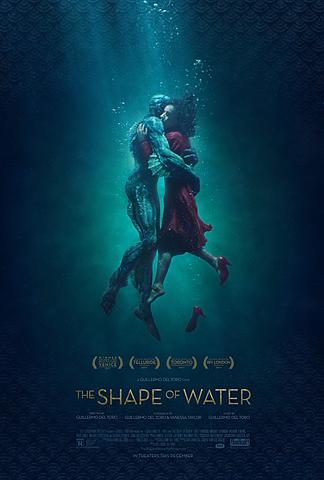 """""""The Shape of Water"""" (LA FORMA DEL AGUA)"""