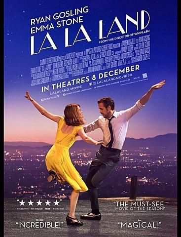 """La La Land (City of Stars)"" LA LA LAND (CIUDAD DE LAS ESTRELLAS)"