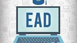 Histórico da EAD timeline
