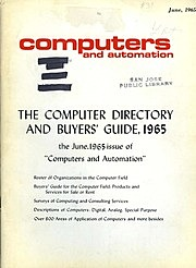 'Computers and Automation