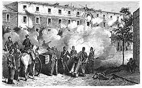 aixecament militar de La Granja i Desamortització de Mendizábal