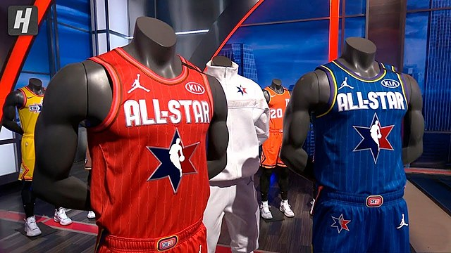 The first NBA all-star game