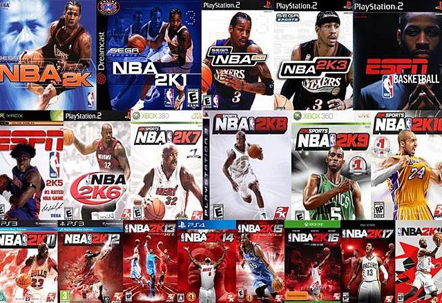 First NBA 2k