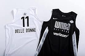 The first WNBA all-star game