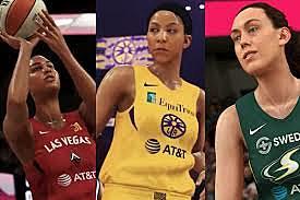 First WNBA 2k