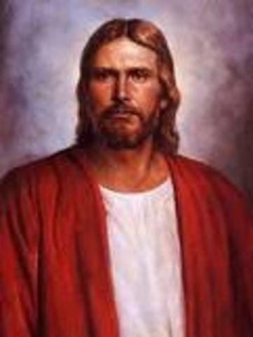 JESUS DE NAZARET 30 a 33 dC