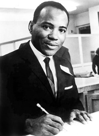 James Meredith Attends University of Mississippi