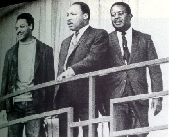 Martin Luther King Jr. is Assassinated