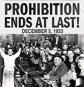 21st amendment passed
