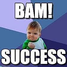 Success Baby/ Kid