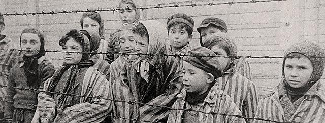 Den endelige løsningen- Jødeutryddelse (Holocaust)