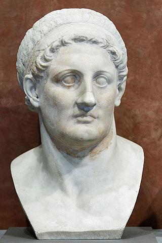 Greece: Ptolemy enslaves Judea by subterfuge.
