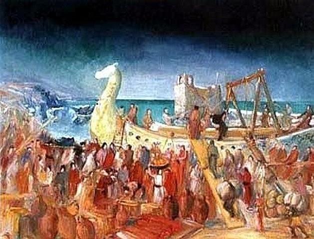 Viajes Edad Antigua