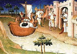 Viajes Edad Media