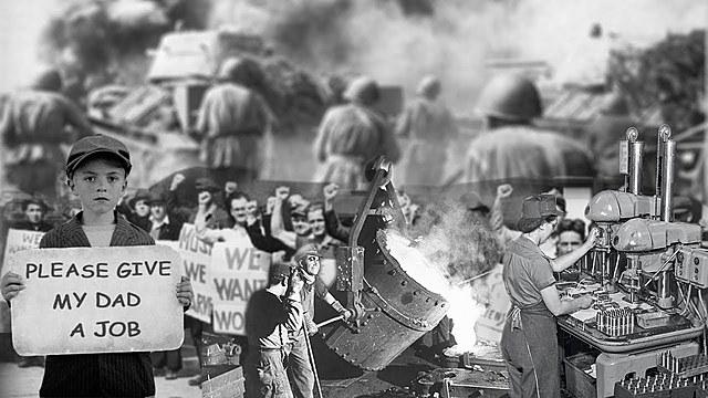 World War 2 begins