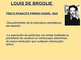 LOUIS DE BROGLIE 1892-1987