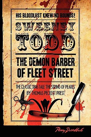 Sweeney Todd: The Demon Barber of Fleet Street Story